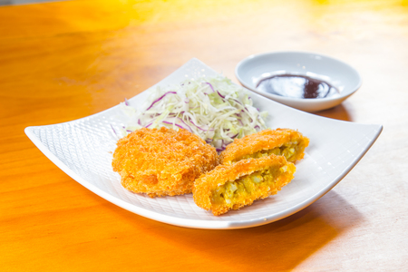 a cuisine photo of Side dish snack Reklamní fotografie