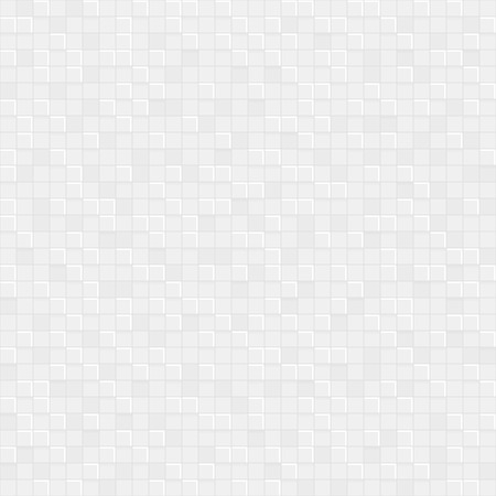 White geometric texture pattern background