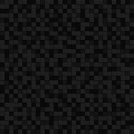 Black geometric texture. Vector pattern Background.