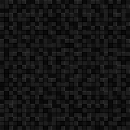 Black geometric texture. Vector pattern Background.