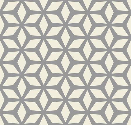 Vektor nahtlose Muster. Moderne stilvolle Textur. Vektorgrafik