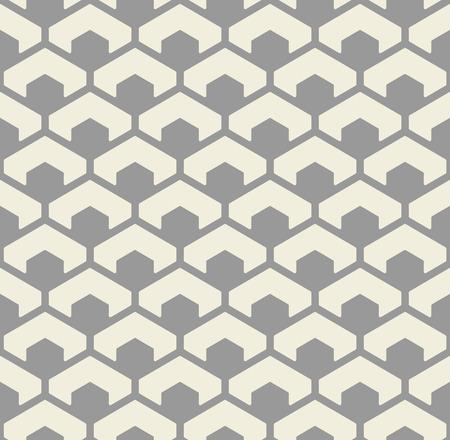 Vector seamless pattern. Modern stylish texture. Illusztráció
