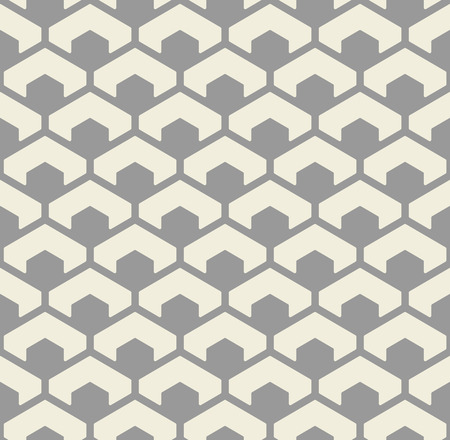 Vector seamless pattern. Modern stylish texture. Vectores