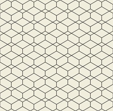 Vector seamless pattern. Modern stylish texture. Stok Fotoğraf - 48420553