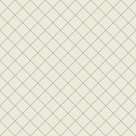 A seamless graph paper pattern background vector