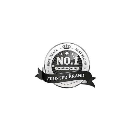 shiny black: Trusted brand, Best seller, Premium Quality - shiny black ribbon for retail business Stock Photo