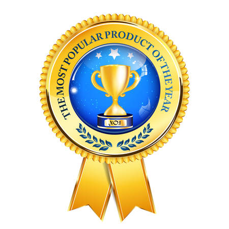The most popular product of the year - award quality retail ribbon