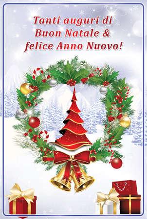 Weihnachtsgrüße Italienisch übersetzung.Ein Gutes Neues Jahr Wünschen Italienisch Ich Wünsche Ein Gutes