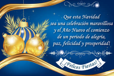 Spanish business greeting card text translation may this christmas spanish business greeting card text translation may this christmas be a wonderful celebration and m4hsunfo