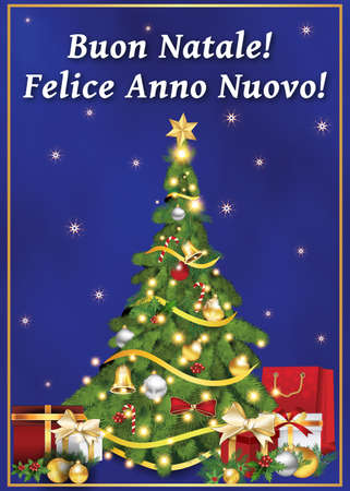 new year wishes in italian language merry - How To Say Merry Christmas In Italian