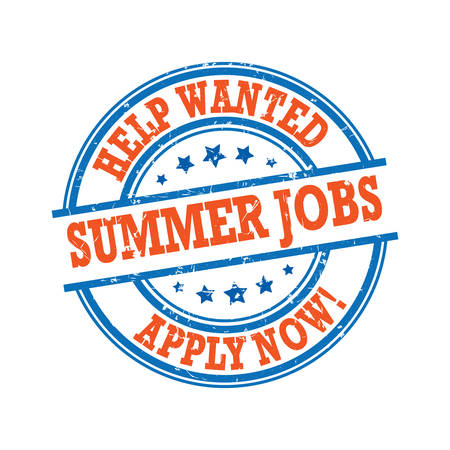 Summer jobs, help wanted, apply now -  Hospitality and leisure jobs   Printable sticker / label for companies / Employers that are looking for seasonal employees. Help Wanted / Apply now!