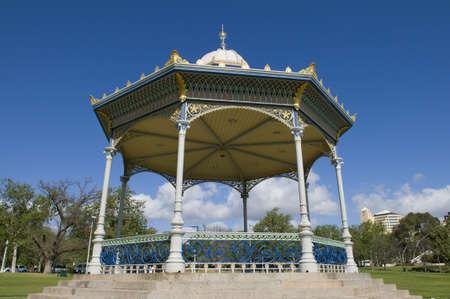 Historic Elder Park rotunda in Adelaide South Australia Stock Photo - 4004539