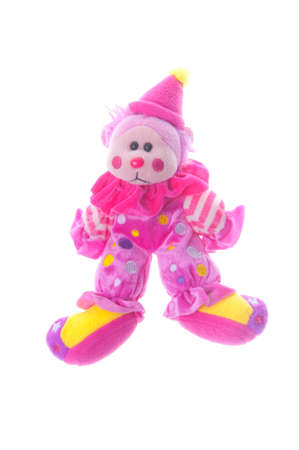 collectable: Adelaide, Australia - June 29,2015: A studio shot of Zany the Beanie Kid. A very popular collectable teddy bear series distributed in Australia by Skansen Giftware.