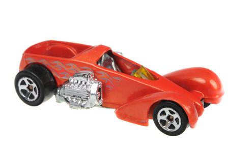 hauler: Adelaide, Australia - July 05, 2016:An isolated shot of a 1999 Screamin Hauler Hot Wheels Diecast Toy Car. Hot Wheels cars made by Mattel are highly sought after collectables. Editorial