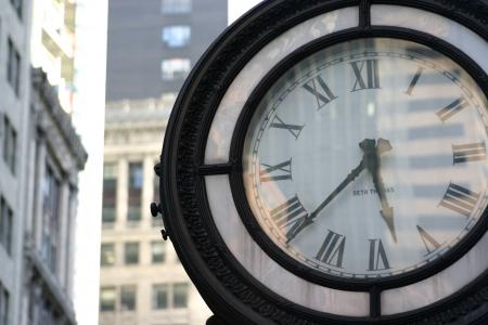 Time in NY Stock fotó - 23920946
