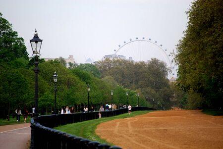 welcom: London  Stock Photo
