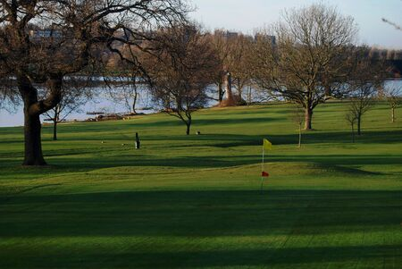 Wimbledon golf  park