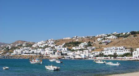 Coast Mikonos