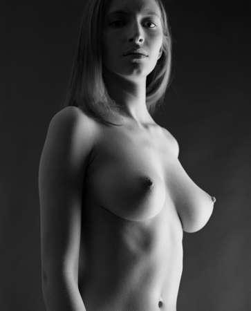 Naked nice woman Stock Photo - 5754935