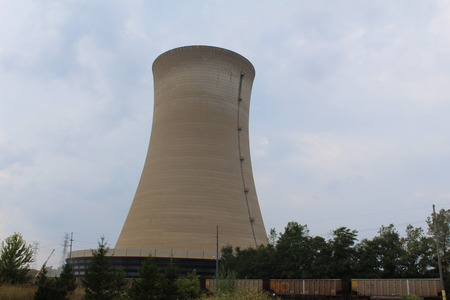 nuclear reactor: Nuclear Power Plant in Michigan City Indiana