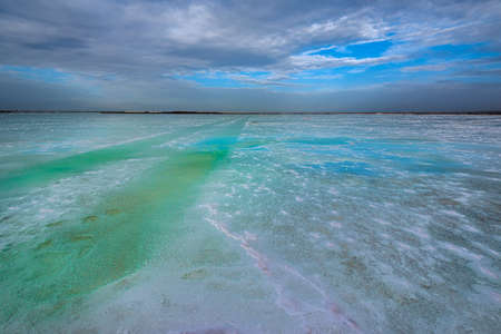 Emerald Lake, Yuyao, Qinghai Province