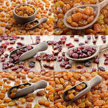 Sweet raisins