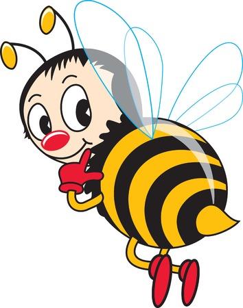 Bee Stock Vector - 39549215