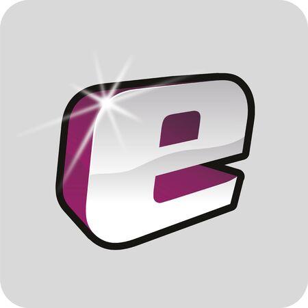 lensflare: E letter