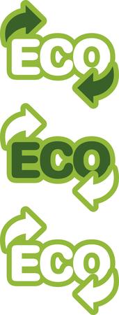 enviromental: Eco 2 Illustration