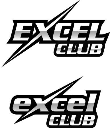 Excel club Ilustração