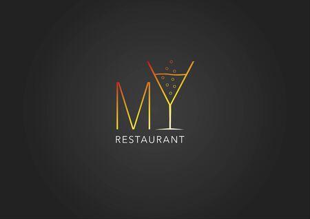 My restaurant black