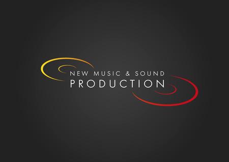 New music sound production black