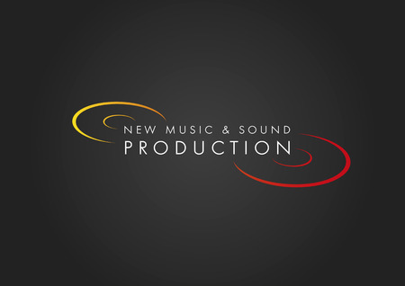 New music sound production black