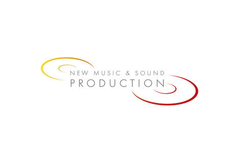 New music sound production white