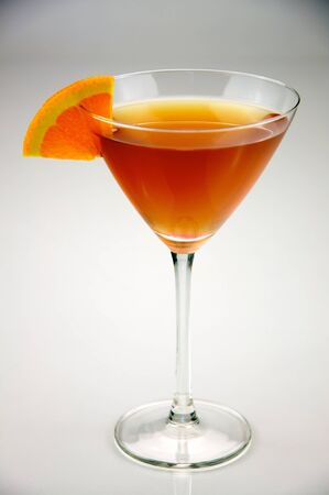 sidecar: Sidecar in a Martini Glass garnished with lemon wedge