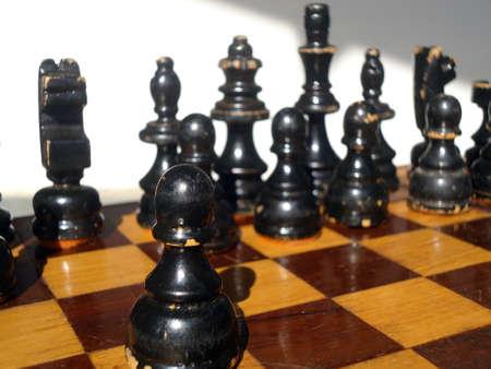 Chess Reklamní fotografie