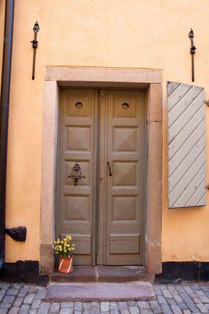 Old rustic door. Stock Photo - 6837609
