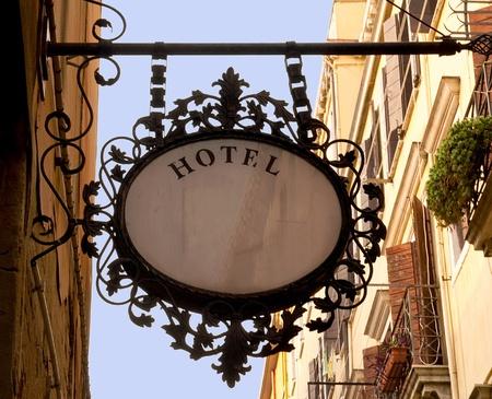 Vintage hotel Stock Photo - 9683559