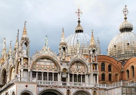 Basilica San Marco in Venice, Italy.