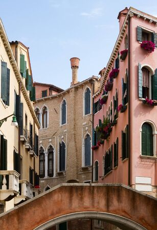 Typical Venice architecture. Stock Photo - 17660779