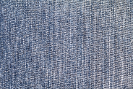 Indigo blue denim fabric  photo