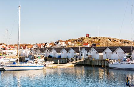 gothenburg: Island in Gothenburg archipelago, popular summer destination.
