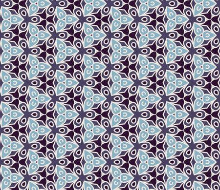 twiddle: Beautiful seamless abstract pattern Illustration