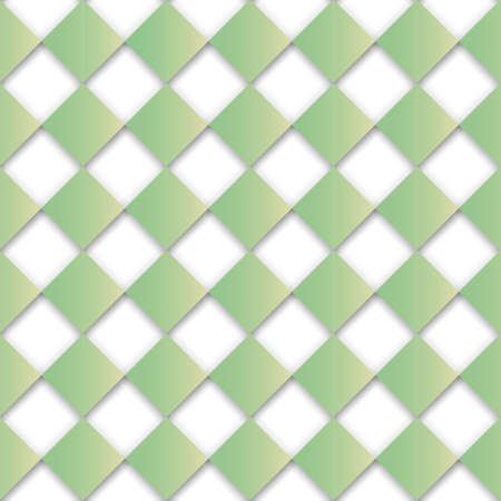 checkered volume: Seamless abstract volumetric plaid pattern. Can be used for wallpaper, pattern fills, greeting cards, webpage backgrounds, wrapping paper, scrap booking and textile or fabric. Vector illustration.