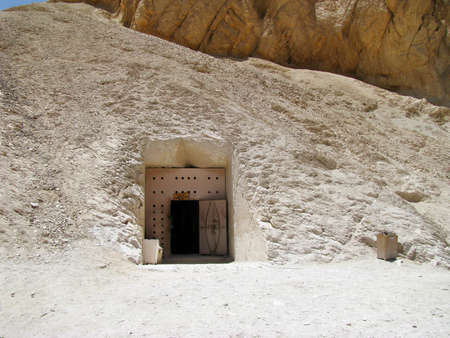 Tomb  in the Valley of the Kings KV