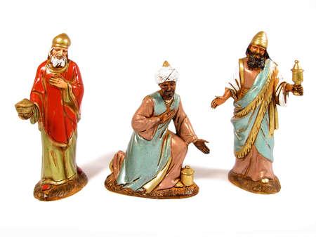 gaspard: Three Wise Men following a star to Bethlehem