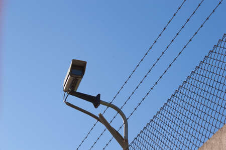Security Camera in a Jail photo