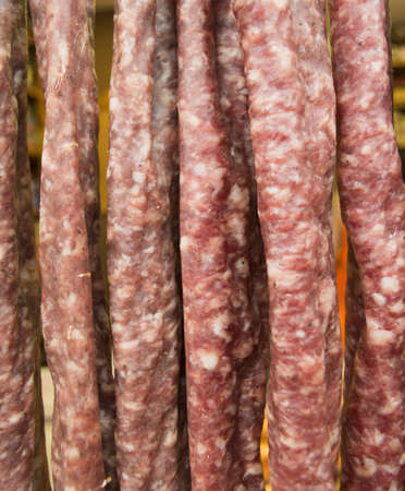 Salchichon iberico Stock Photo - 19264133