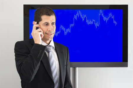 economist calling your customers to inform their earnings in the markets