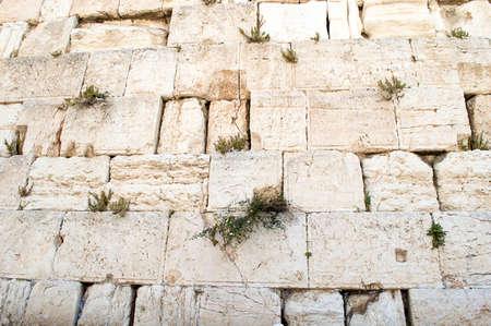wailing: The Wailing Wall  in Jerusalem  Israel